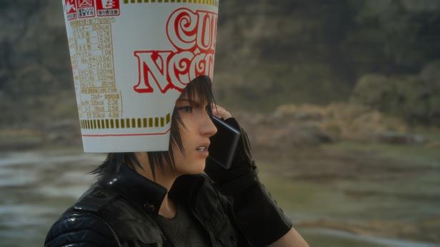 Noctis Cuphead